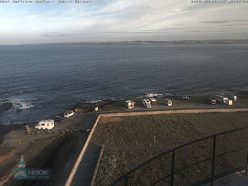 Webcam For The Port Of Dunmore East